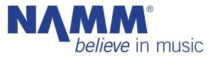 ECCF NAMM logo